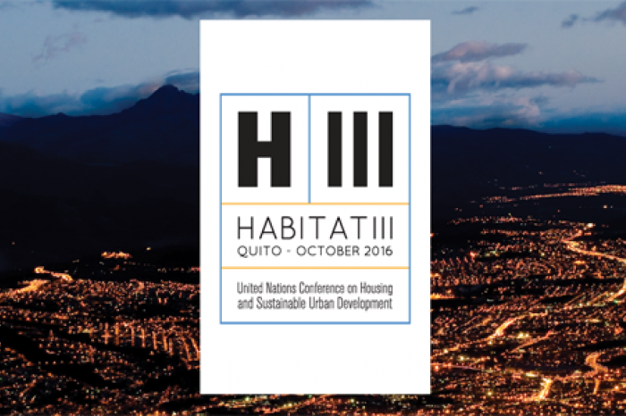 "HABITAT III: inspiring our new Cluster ""Food Smart Cities"