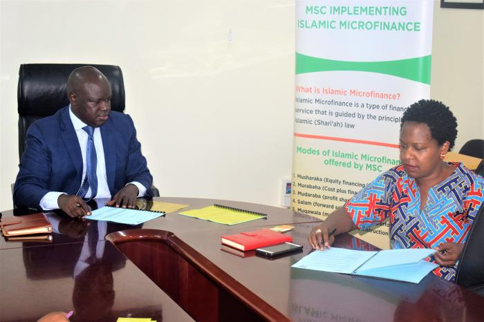 Rikolto, Microfinance Support Centre Sign MoU to Extend Financing to Small Holder Farmers.