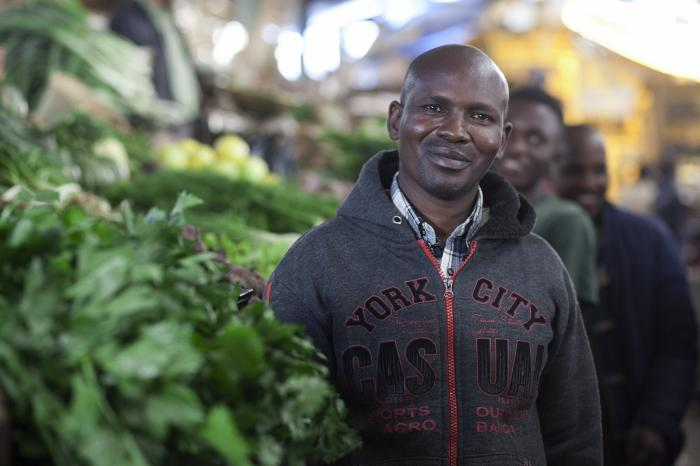 Changing the recipe of Arusha's Food System