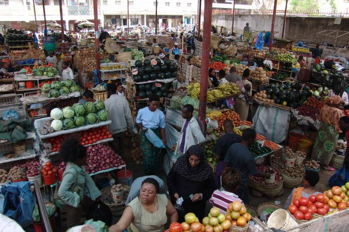 Turning Arusha into a Food Smart City