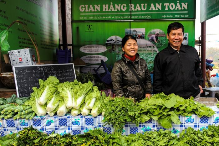 SOFF - The Safe and Organic Food Finder in Hanoi, Vietnam
